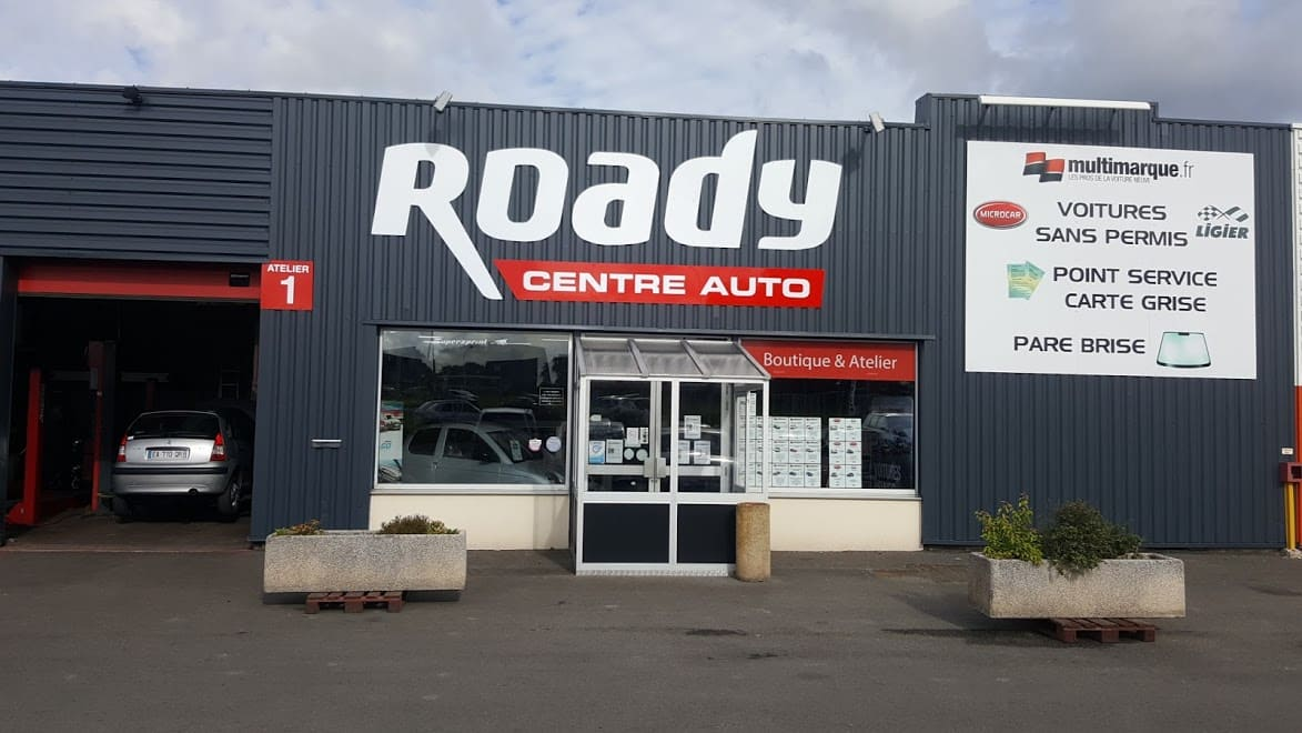 Photo Centre Auto Roady Lannion